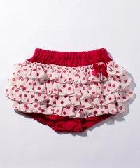 シフォン使いスカート(80~90cm)