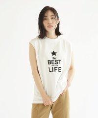 [RADIATE] 【手洗い可】スタープリントTシャツ