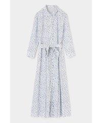 FLOWER LONG ドレス