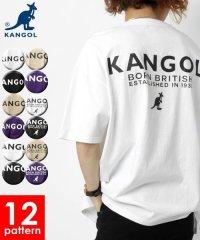 【KANGOL】カンゴール バックロゴ 半袖 Tシャツ ユニセックス