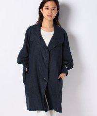 【Kastane】リネンデザインハーフジャケット