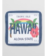 【Kahiko】Hawaiian ガーゼハンカチ 4SJP0254
