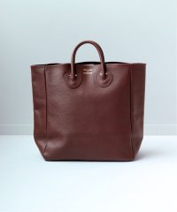 【YOUNG & OLSEN / ヤング アンド オルセン】 別注 EMBOSSED LEATHER TOTE E