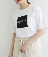 【agnes b. pour ADAM ET ROPE'】T-SHIRTS SERIGRAPHIE