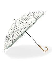 Wpc.(ダブリュー・ピー・シー)日傘/長傘/晴雨兼用/LONG PARASOL/遮光スカーフドット