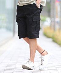 カーゴショートパンツ/カーゴパンツ メンズ ショートパンツ 短パン 五分丈 ビター系 BITTER