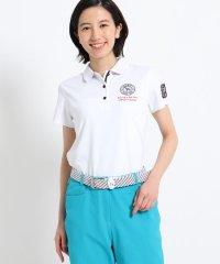 【吸水速乾/UVカット】ナンバリング半袖ポロシャツ