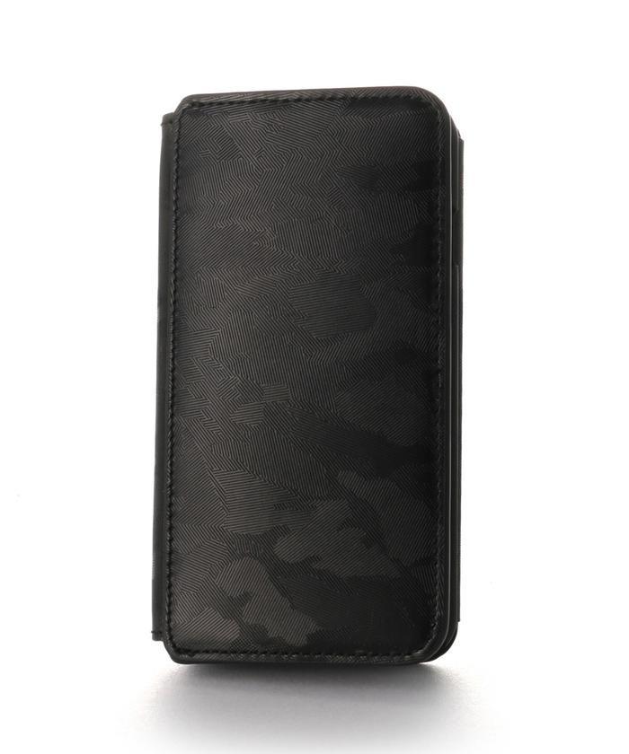 (KINGZ by Samantha Thavasa/キングズバイサマンサタバサ)3フェイス iPhone6ケース(カモフラ)/メンズ ブラック