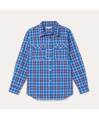 DFT チェックシャツ
