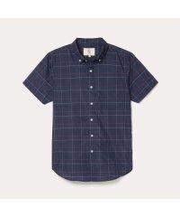 DFT ダークチェックシャツ