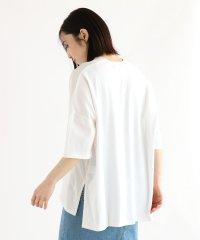 [MIREPOIX] 【手洗い可】オーバーシルエットTシャツ