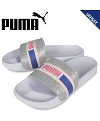 プーマ PUMA リード キャット サンダル スライドサンダル メンズ レディース LEAD CAT FTR 90S POP ホワイト 白 37262402'