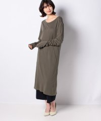 SANDY TOES Spima Cotton LongSleeve Dress