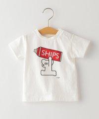 SHIPS KIDS:【SHIPS KIDS 別注】SEIJI MATSUMOTO TEE(80~90cm)