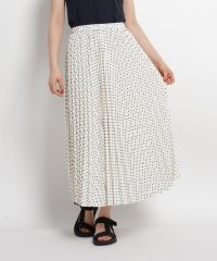 【XS~Lサイズあり・洗える】ドット柄プリーツスカート