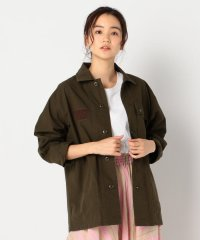 【Johnbull/ジョンブル】MILITARY SHIRTジャケット