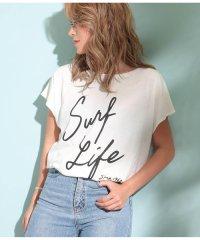 サーフライフTシャツ