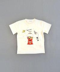 ガチャプリントTシャツ