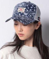 DK PAISLEY NESH CAP