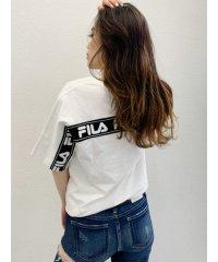 【WEB限定】FILAグラフィックBIG Tシャツ