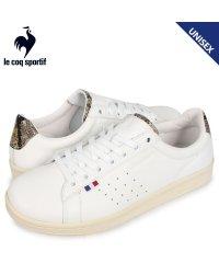 ルコック スポルティフ le coq sportif スニーカー LA ローラン メンズ レディース LA ROLAND LE+2 ホワイト 白 QL1PJC0