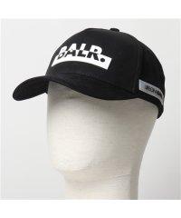 【BALR.(ボーラー)】B10120 Contrasting logo cap カラー3色 ロゴ ベースボールキャップ 帽子 メンズ