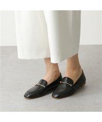 【FABIO RUSCONI(ファビオルスコーニ)】S 4015 レザー シューズ ビット ローファー レザー ポインテッドトゥ パンプス 靴 NATUR-NE