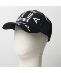 【KENZO(ケンゾー)】5AC201 F24 ベースボールキャップ 帽子 99/ブラック ユニセックス メンズ