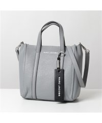 【MARC JACOBS(マークジェイコブス)】M0015078 THE TAG TOTE 21タグ トート ショルダーバッグ 鞄 034/ROCK-GREY
