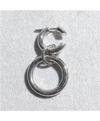 【MARIA BLACK(マリアブラック)】100458 Dogma Earring ピアス アクセサリー シルバー レディース