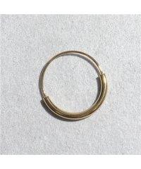 【MARIA BLACK(マリアブラック)】100535 SERENDIPITY SMALL HOOP EARRING ピアス アクセサリー ゴールド レディー