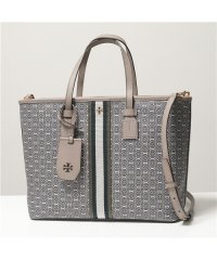 【TORY BURCH(トリーバーチ)】53304 GEMINI LINK CANVAS SMALL TOTE トートバッグ ショルダーバッグ 鞄 レディース