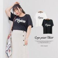 cletteオリジナル★ロゴプリントTシャツ