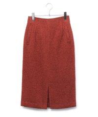【店舗限定】ループヤーンタイトスカート