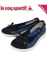 ルコック スポルティフ le coq sportif イエナ 5 フランスニット シューズ パンプス レディース IENA V FK ネイビー QL3PJC31