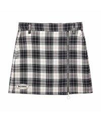 RICH MIX リッチミックス ガールズ チェックジップスカート 361577038