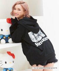 CYBERJAPAN DANCERS(サイバージャパンダンサーズ) KANAデザイン【HELLO KITTY】プルオーバーパーカー