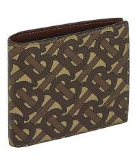 BURBERRY 8022913 二つ折り財布 モノグラムプリント
