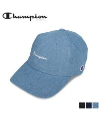 チャンピオン Champion キャップ 帽子 メンズ レディース デニム DENIM CAP ブラック ネイビー ライトブルー 黒 381-0136'