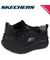 スケッチャーズ SKECHERS スニーカー レディース DLUX WALKER RUNNING VISION ブラック 黒 149004-BBK'