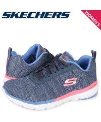 スケッチャーズ SKECHERS フレックス アピール スニーカー レディース FLEX APPEAL 3.0 ネイビー 149008-NVMT'