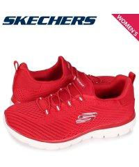 スケッチャーズ SKECHERS サミット スニーカー レディース SUMMITS レッド 149036-RED'