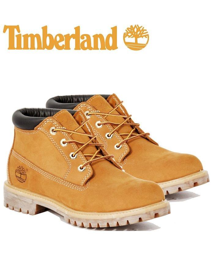 (Timberland/ティンバーランド)ティンバーランド Timberland ブーツ チャッカ メンズ WATERPROOF CHUKKA BOOT 23061 Wワイズ 防水/メンズ その他