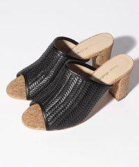 メッシュ編みサボ