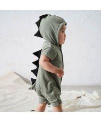 恐竜なりきりロンパス