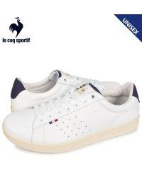 ルコック スポルティフ le coq sportif LA ローラン スニーカー メンズ レディース LA ROLAND LE+2 ホワイト 白 QL1NJC0