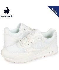 ルコック スポルティフ le coq sportif スニーカー メンズ レディース LCS R800 HARMONY ホワイト 白 QL1PGC10WH'