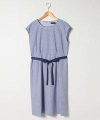【大きいサイズ】【セットアップ対応】インポートシアサッカー サーフボードプリントドレス