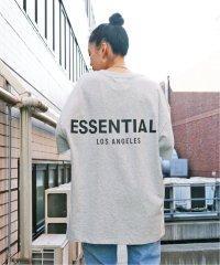 《予約》【FOG ESSENTIALS / フィアーオブゴッド エッセンシャルズ】LA LOGO BOXY TEE