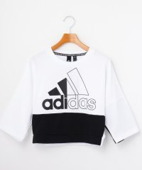 【adidas/アディダス】 カラーブロックTシャツ